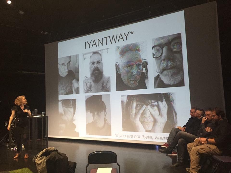 Marieke Nooren introduces the IYANTWAY project.